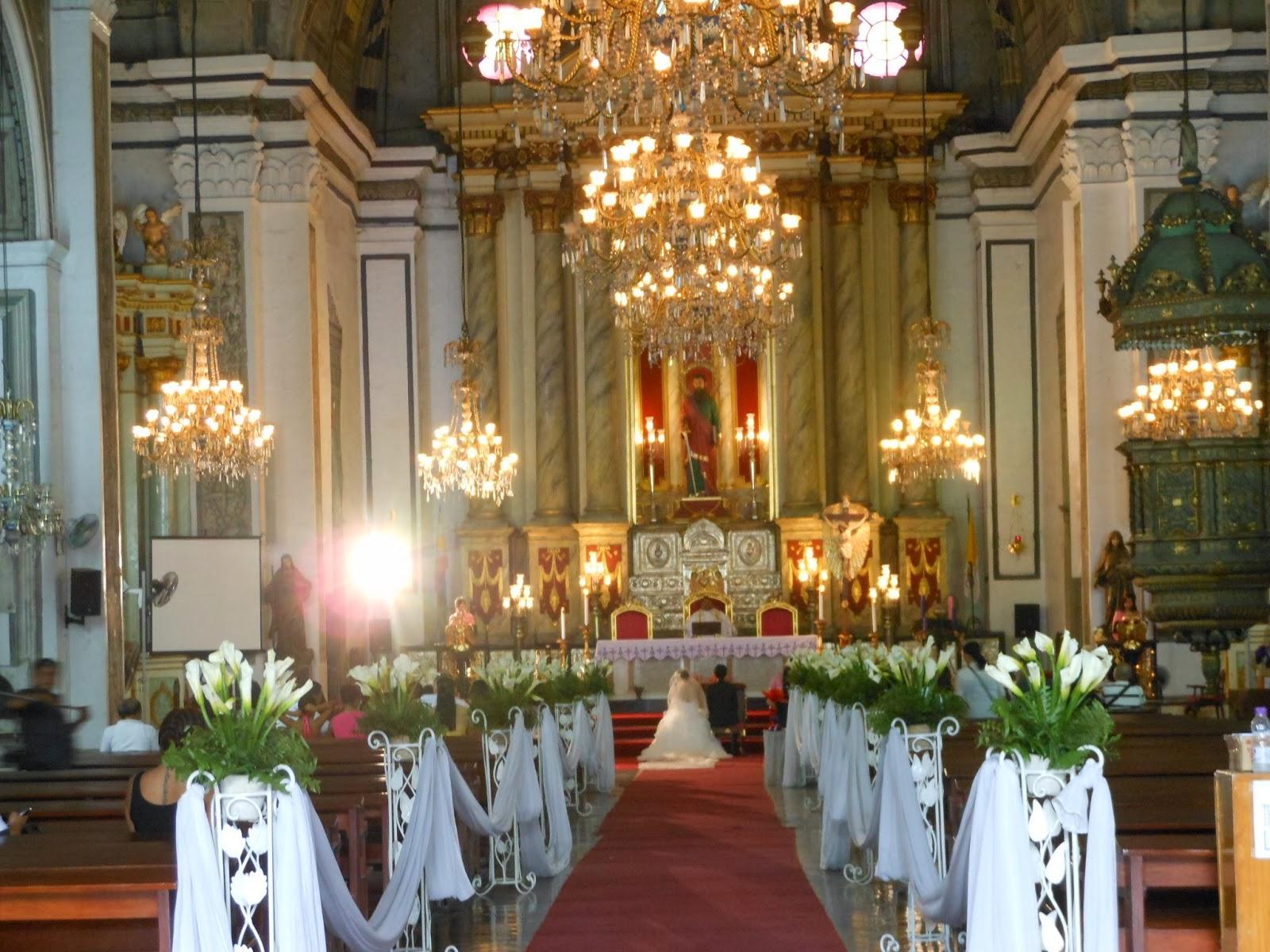 San jose court wedding