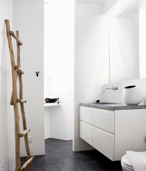 Seaseight design blog home decor scala a pioli - Ikea scaletta bagno ...