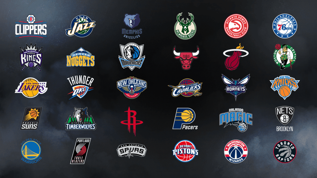 NBA 2k16 Bootup Screen Logos