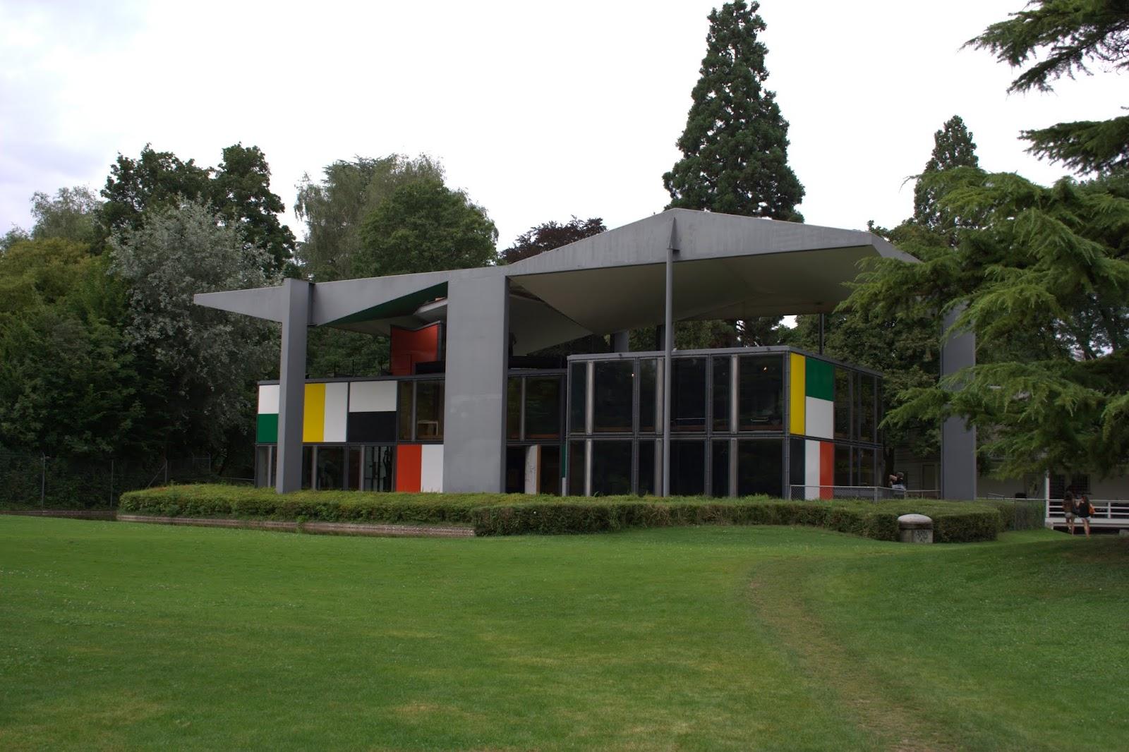 Heidi Weber Pavilion by Le Corbusier, Zurich