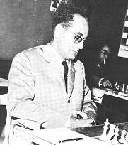 El ajedrecista español Jaume Mora