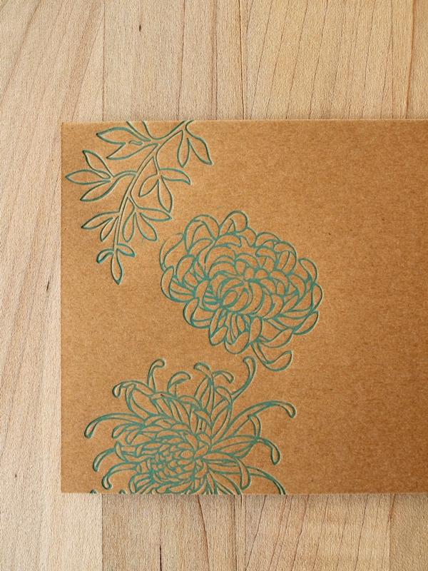 Lifestyle Crafts Letterpress via homework | carolynshomework.com