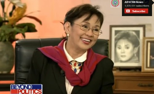 Vilma Santos chooses among Angel, Jennylyn, Toni for Luis Manzano
