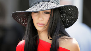 Nicole Scherzinger A  Singer Hat Beautiful HD Wallpaper