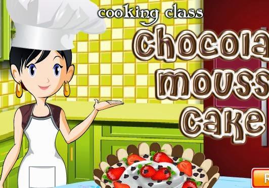 Permainan Memasak Kue