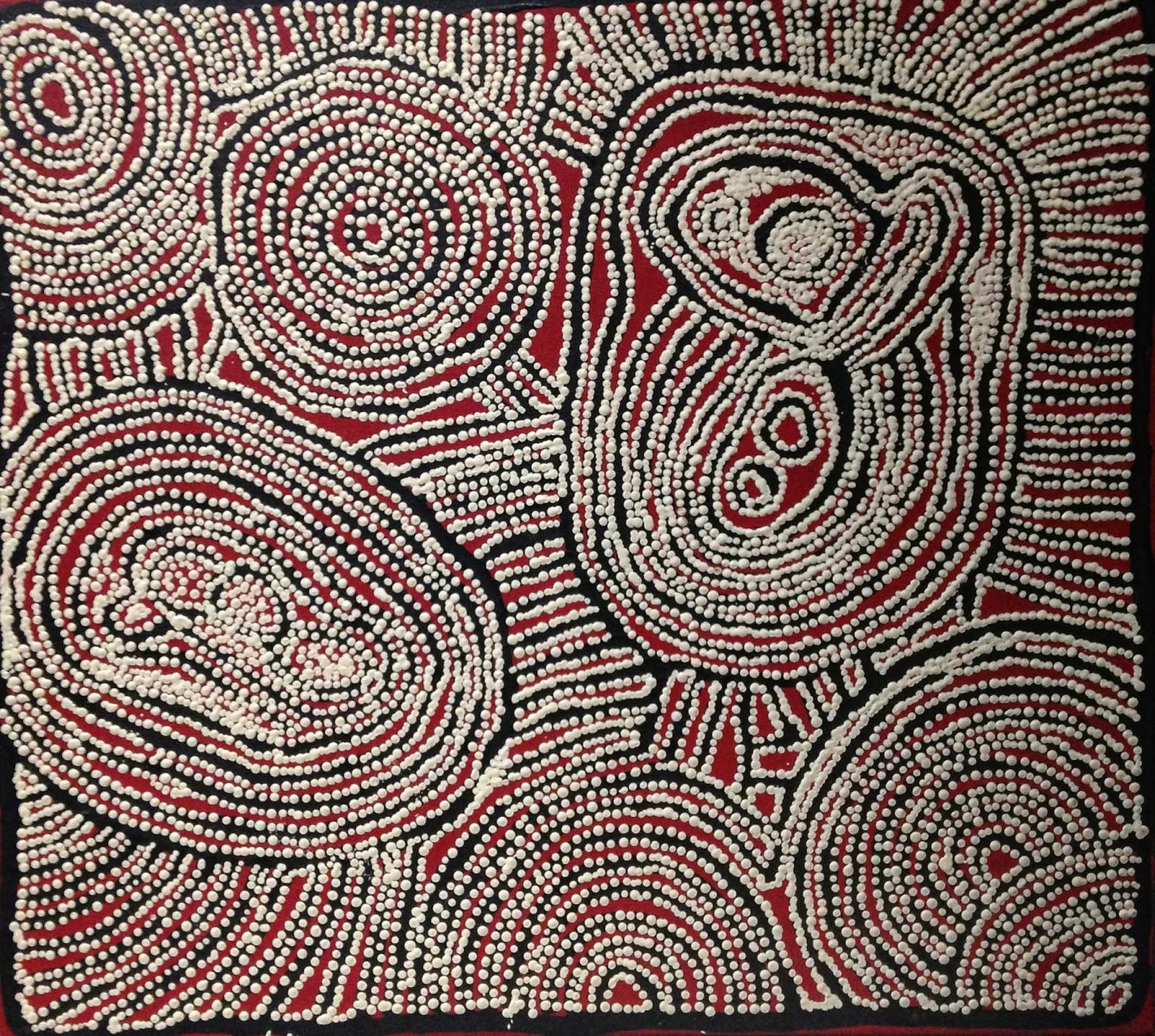 Fogli d 39 arte issn 1974 4455 astratta e antichissima la for Arte aborigena