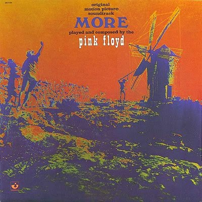 Pink Floyd More OMPST cover