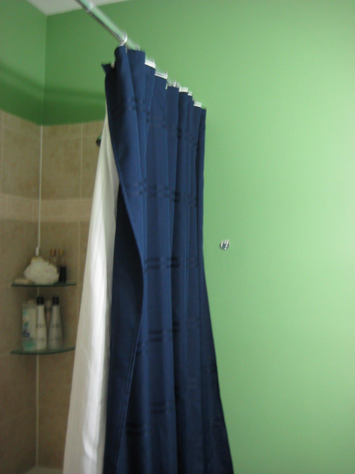 Our Washington Life Green Bathroom Help