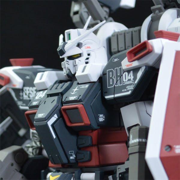 MG FA 'Thunderbolt Gundam'