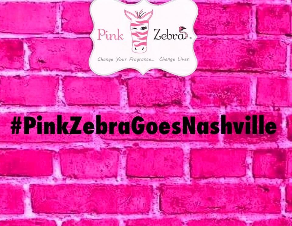 Pink Zebra Nashville Tennessee Image