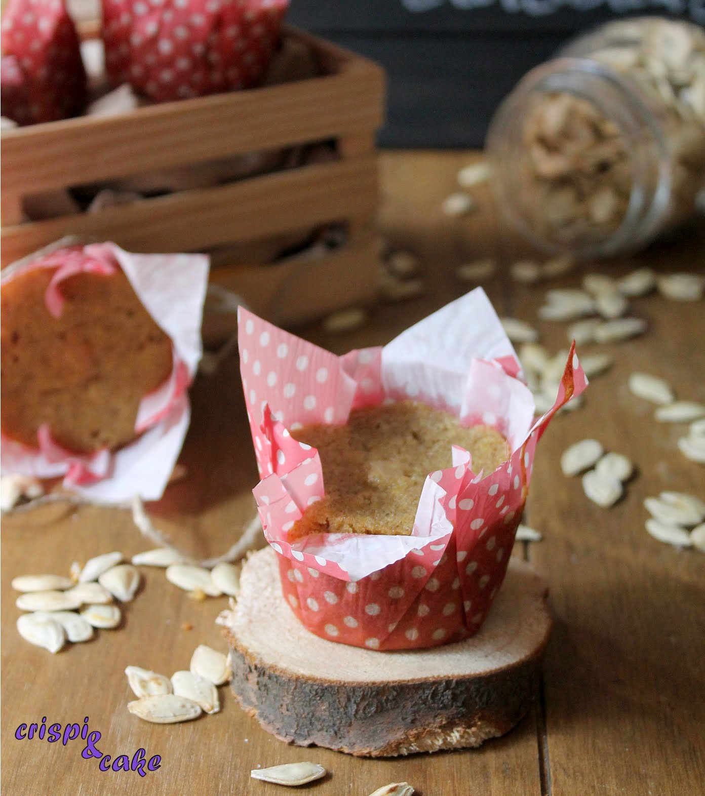 Crispi cake muffins de calabaza - Blog objetivo cupcake perfecto ...