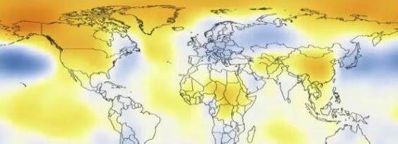 NASA Visualization Shows Global Temperature Changes