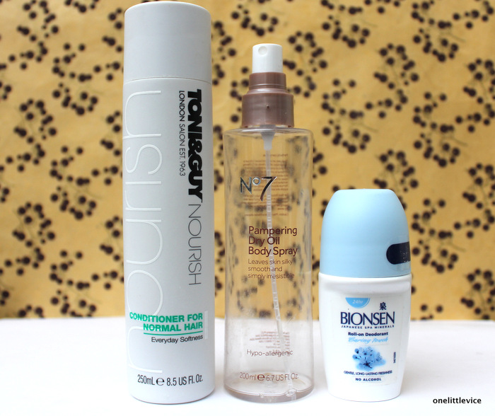 May Beauty Empties 2015: one little vice beauty blog
