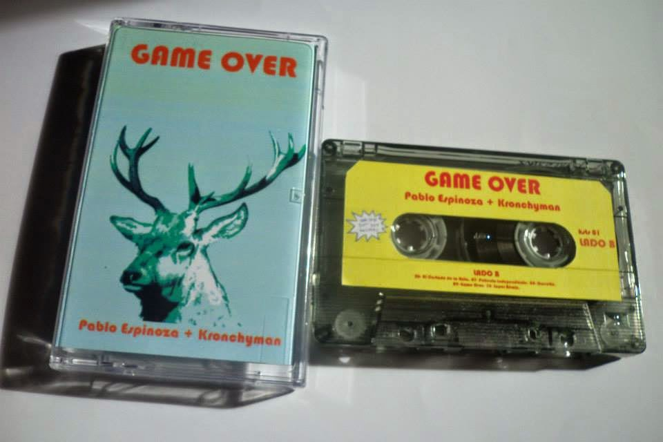 Game over (2014, poemas musicalizados por Kronchyman)