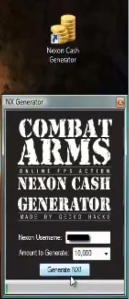 Combat arms nx coupons