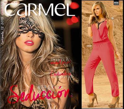 Carmel Campaña 12 2015 Colombia