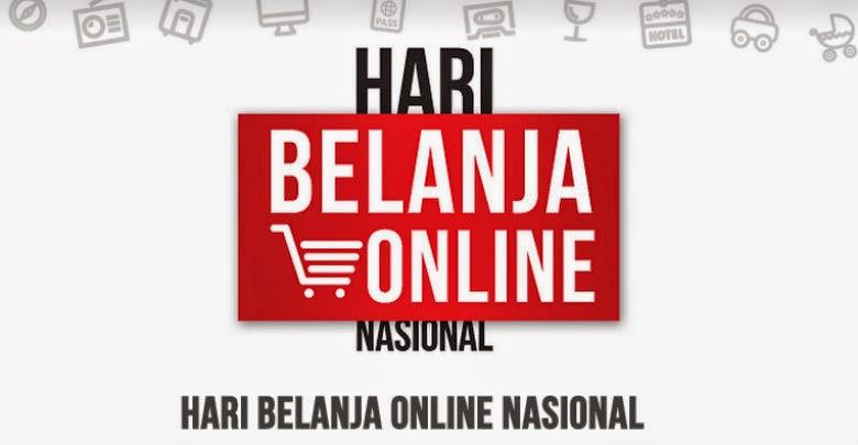 Daftar Lengkap Diskon Yang Tersedia di Hari Belanja Online Nasional 2014