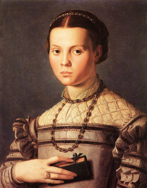 Renaissance-women-portraits-paintings-of