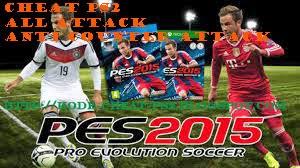 kode PES 2015 ps2