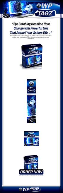 WP Tagz Sales Page