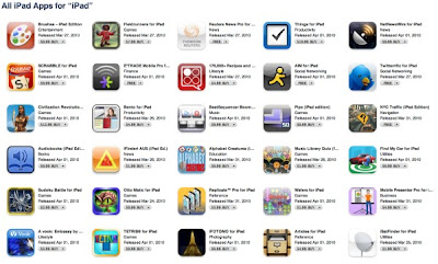 Best Applications Free for iPad
