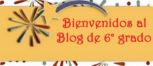 Blog de 6°