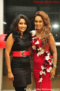 Menaka Peris's Birthday Party Hot photo