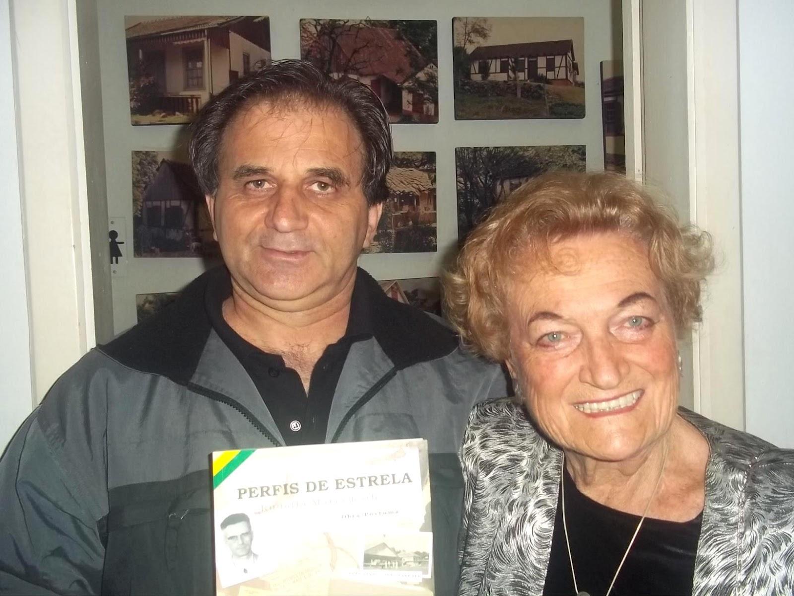 Airton Engster dos Santos e Gisela Schinke