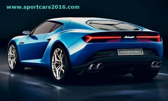 2017 Lamborghini Asterion Lpi 910-4 Concept