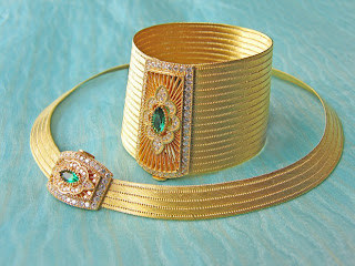 Πλεκτά κοσμήματα Τραπεζούντας