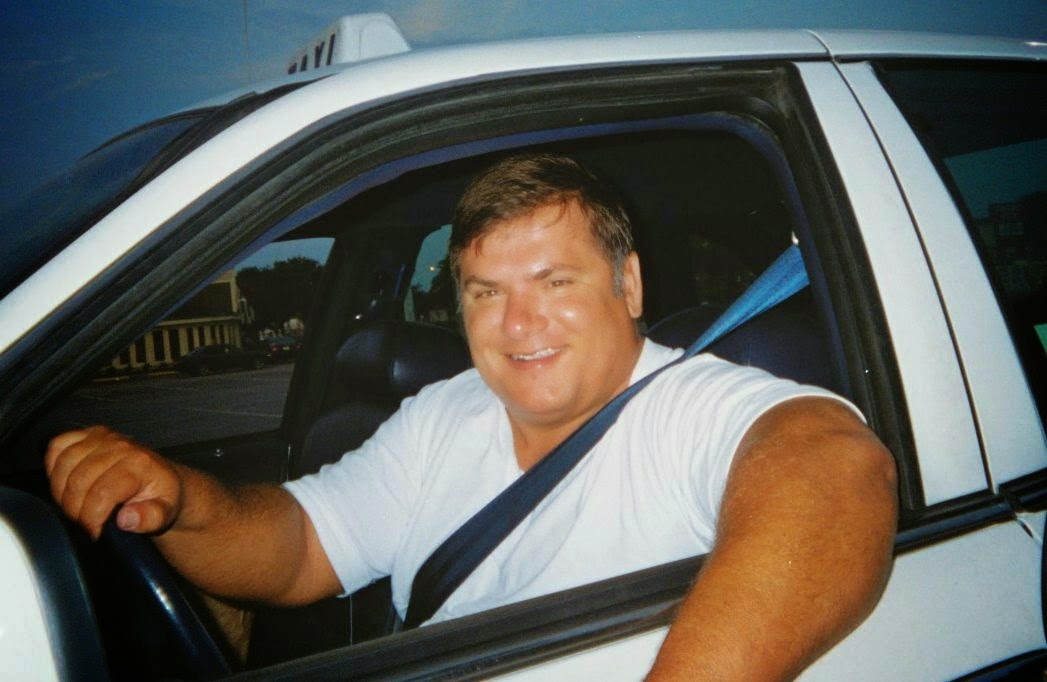 Driving Taxi in Tampa (1996)