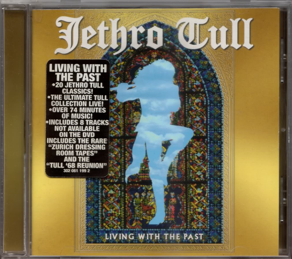living with the past Find album reviews, stream songs, credits and award information for living with the past - jethro tull on allmusic - 2002 - perhaps there haven't been if they decide that they might have heard the fuel 2000 release living with the past before but they haven't -- it's a collection of new live recordings.