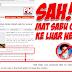 SAH!!! MAT SABU CABUT KELUAR NEGARA SELEPAS @Zahid_Hamidi @KDNPUTRAJAYA ISTIHAR PERANG TERHADAP SYIAH