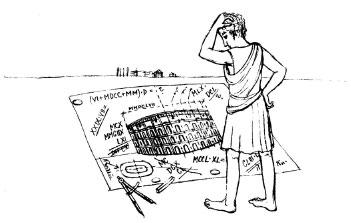Por qué no existe el numero cero en romanos?
