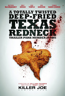 Killer Joe poster via IMPAwards.com