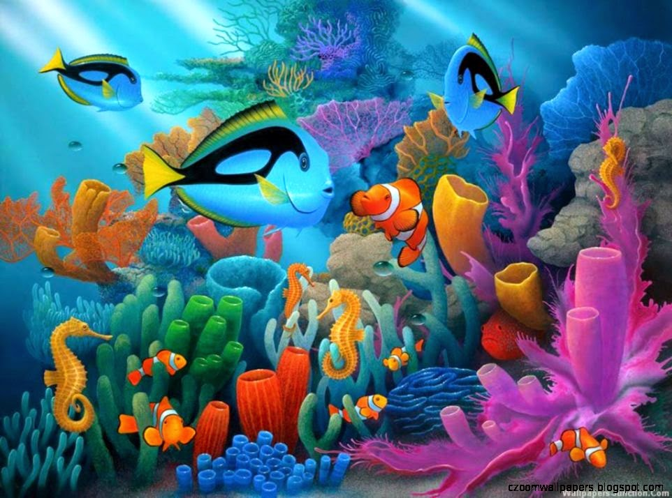 aquarium wallpaper hd - photo #41