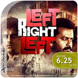 Left Right Left: Chithravishesham Rating [6.25/10]