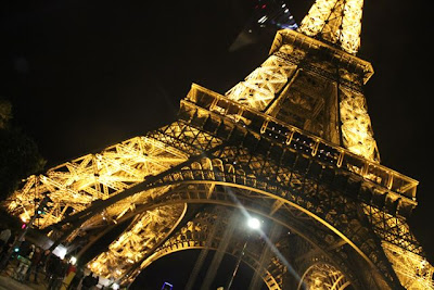 La Torre Eiffel. Blog Esteban Capdevila