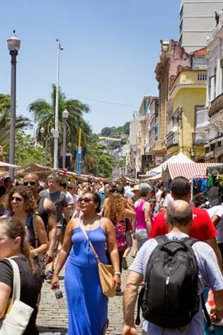 Feira Rio Antigo recebe Nai Dias no dia 07 de fevereiro