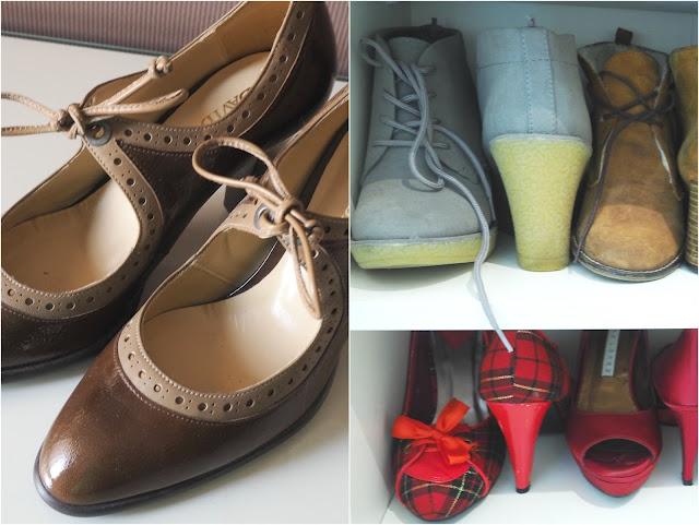 Für jeden Schuh gibt es die passende Pflege