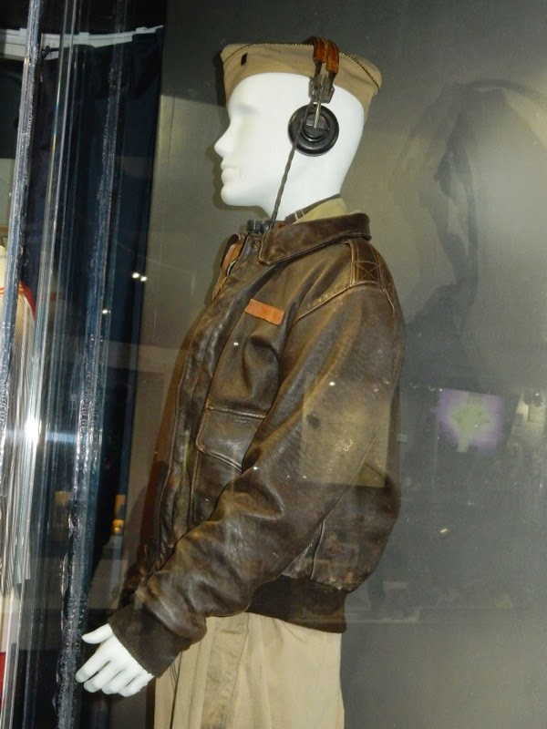 Unbroken Bombardier costume detail