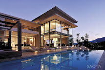 World Of Architecture Modern Villa Montrose House