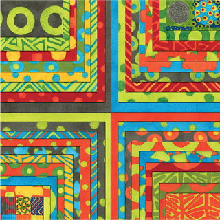 Moda SIMPLE MARKS SUMMER Quilt Fabric by Malka Dubrawsky