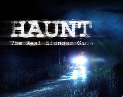 تنزيل لعبة الاكشن والرعب Haunt The Real Slender ثلاثية الابعاد مجانا
