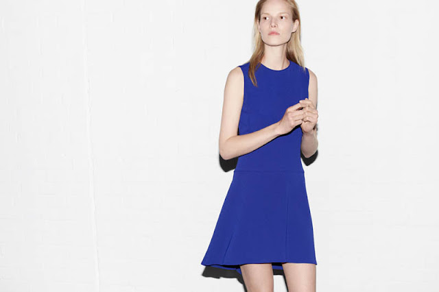 Zara May 2013 Lookbook featuring Suvi Koponen