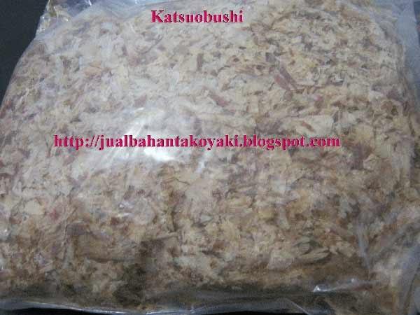 Jual Katsuobushi Takoyaki