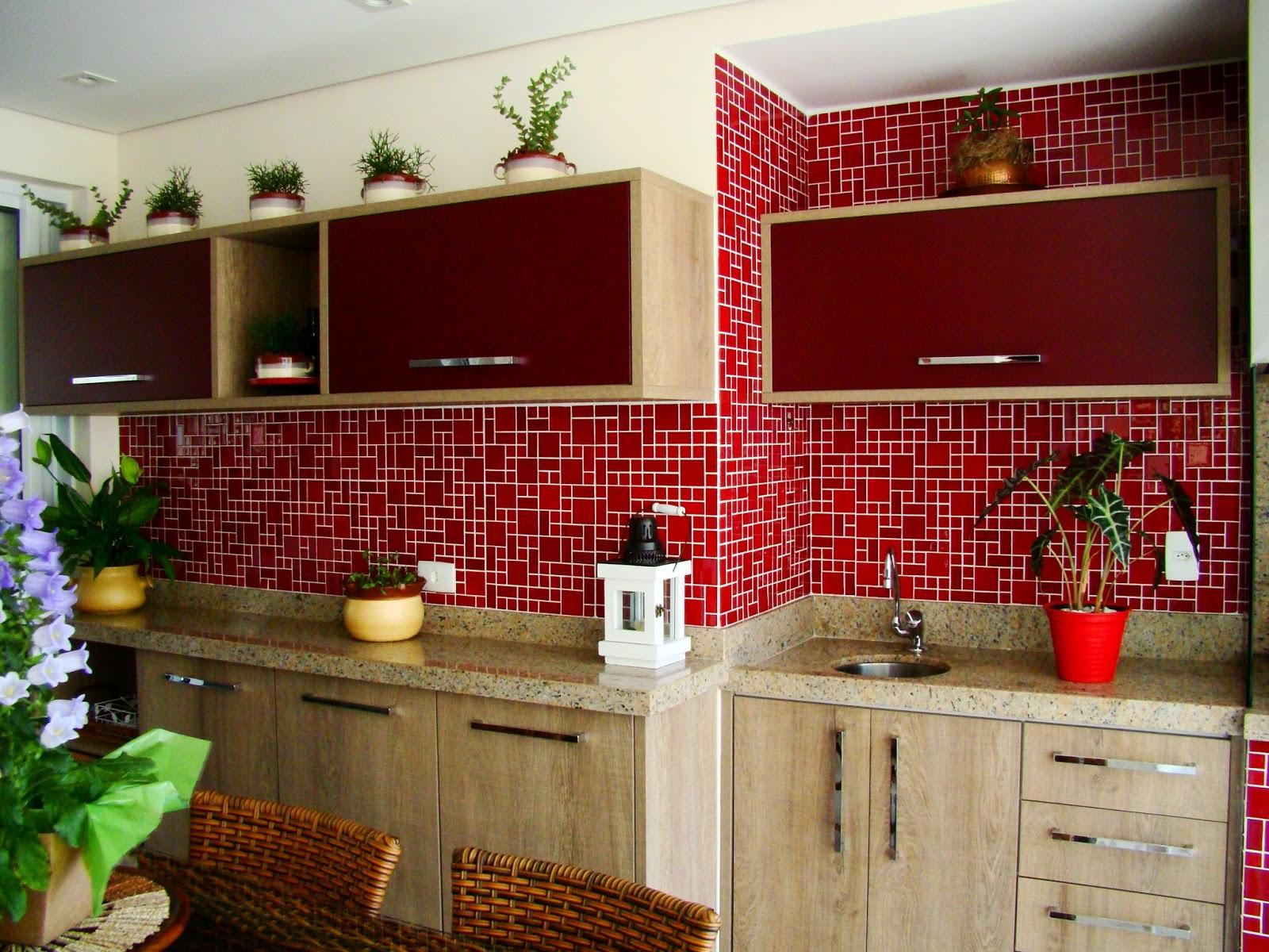 Decoração:   de 20 cozinhas com pastilhas Cores da Casa #AB2022 1600 1200