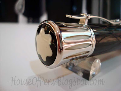 Mont Blanc Mark Twain Limited Writer Edition 2010