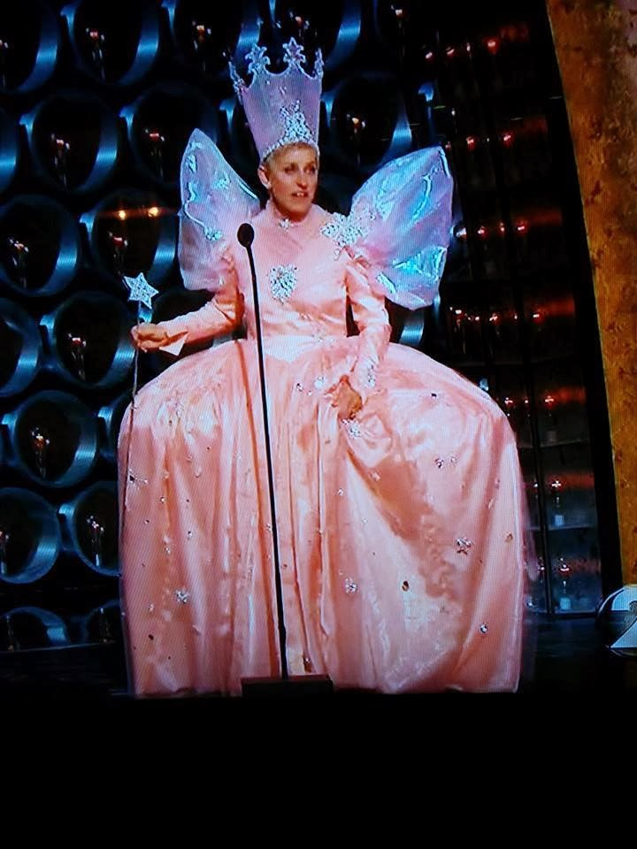 Glinda The Good Witch Part 1 Costume Breakdowns