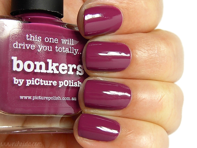 piCture pOlish Urban Shades - Bonkers